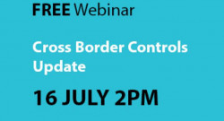 Free Webinar on Cross Border Controls