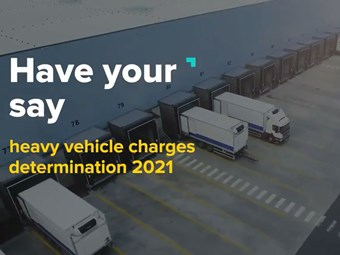 Heavy Vehicle Charges Determination